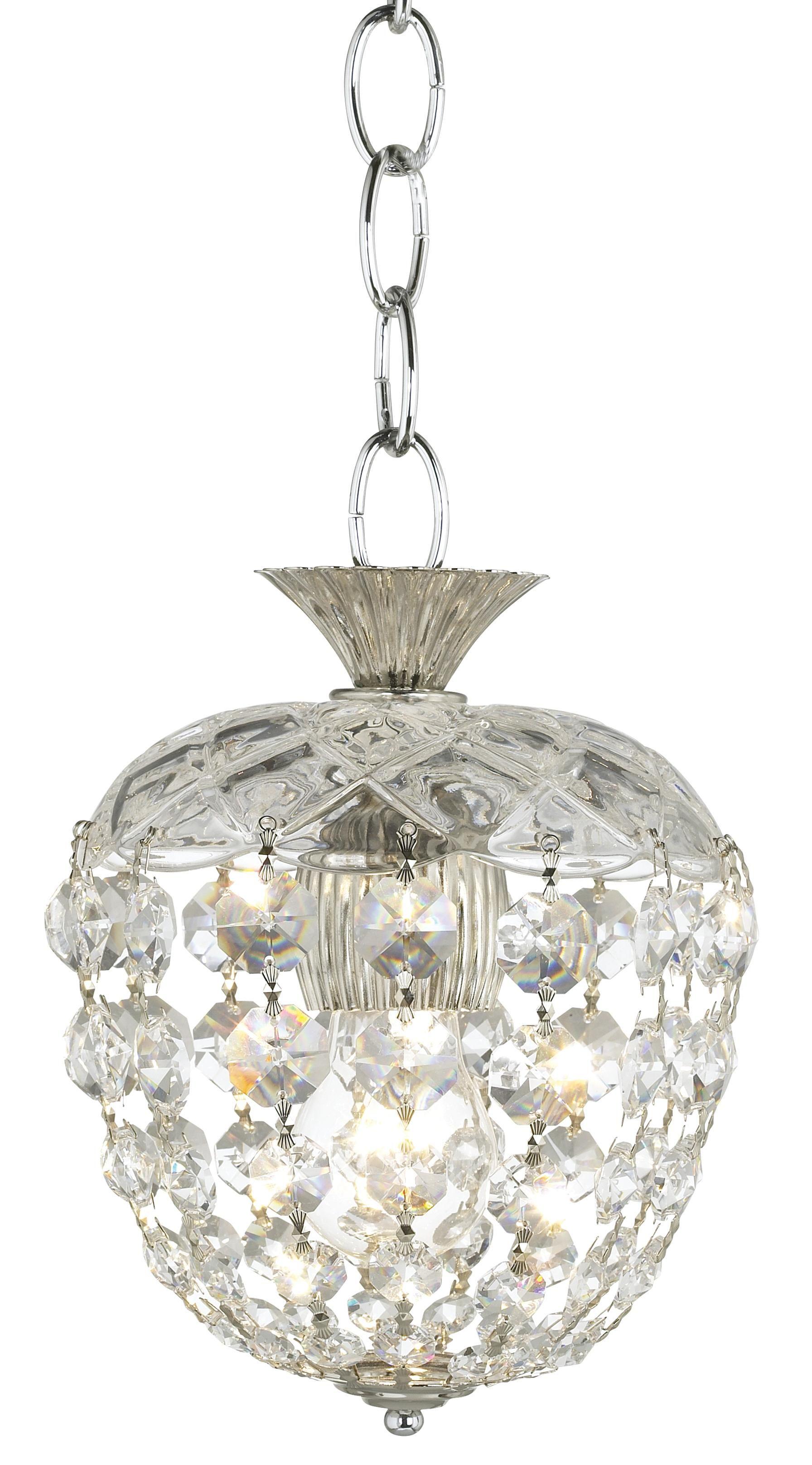 James r moder granada crystal minipendant chandelier style