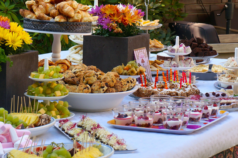 Brunch Ideen, Geburtstagsbrunch selber machen, Brunch Buffet #brunchideen