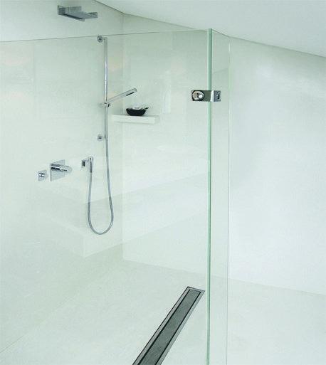 fugenlose dusche aus frescolori puramente - Fugenlose Dusche Material
