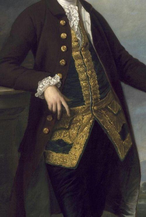Francis Cotes, 1764