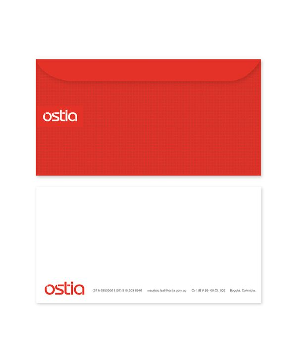 ostia on the Behance Network