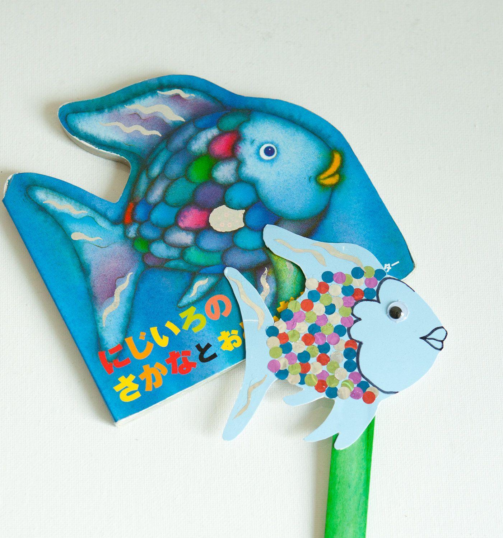 Rainbow Fish Puppet