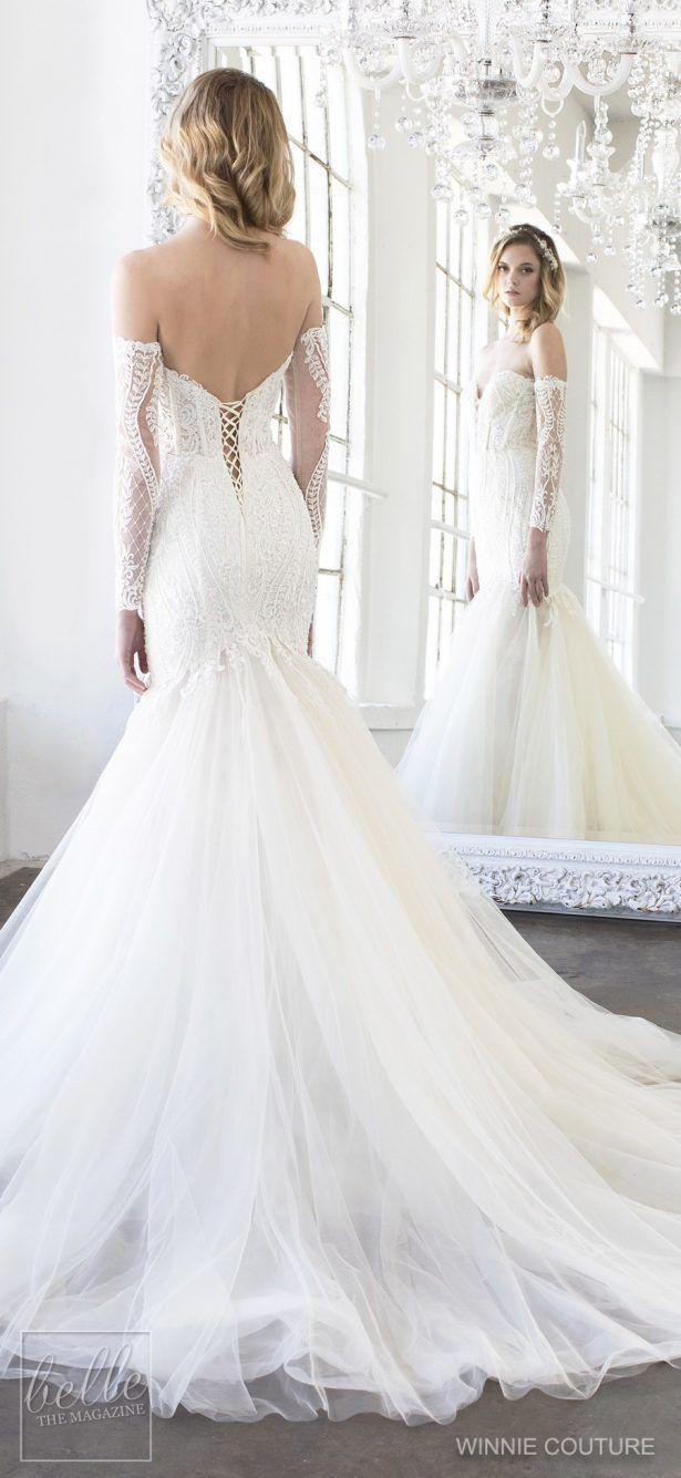 Winnie Couture Wedding Dress Collection Fall 2018   Vestidos de ...