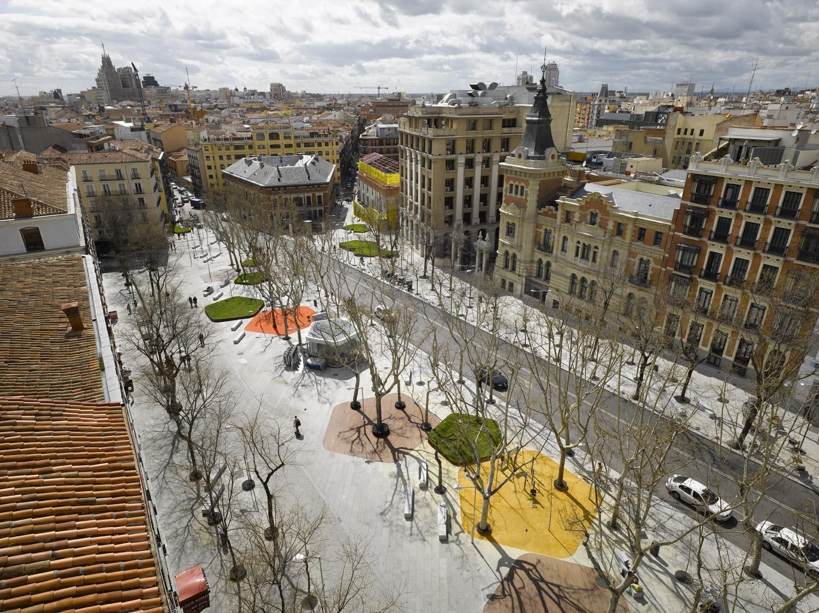 La place santa barbara santa barbara public spaces and for Place landscape architecture