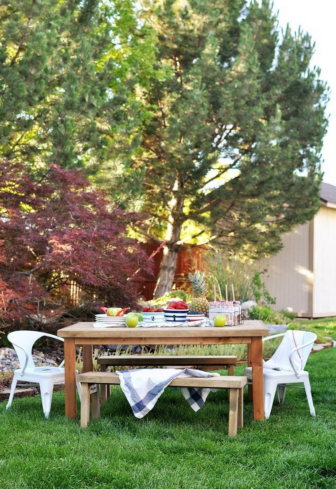 24 Creative Ideas to Make an Outdoor Oasis for Kids this Summer #projekteimfreien