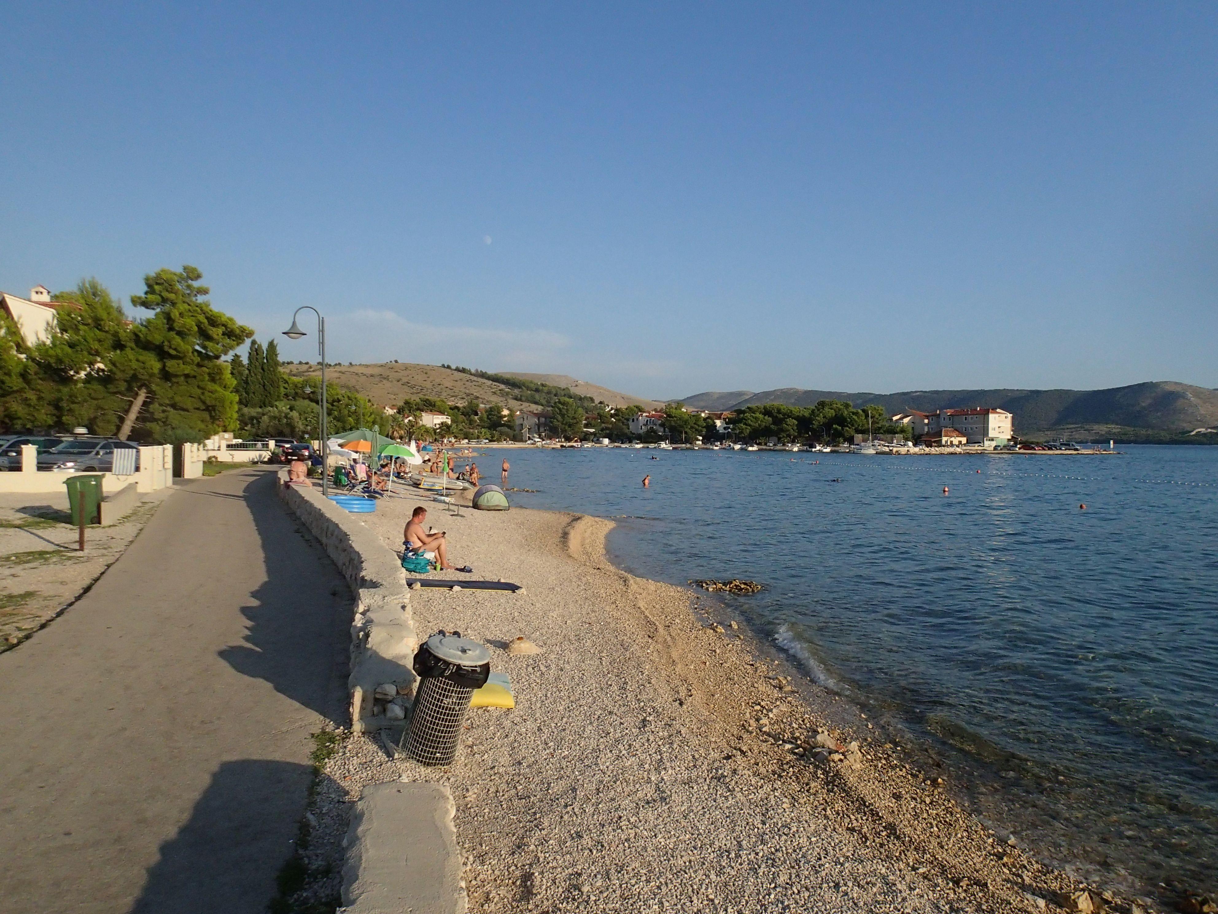 Hrvatska,Dalmacija 2015,Žaborići