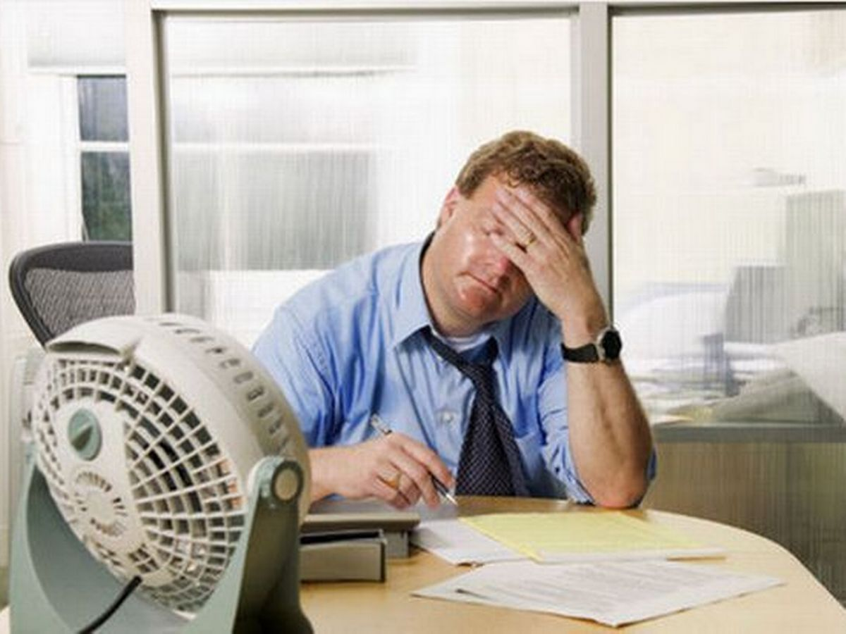 Discover the Benefits of Air Conditioned Offices Air