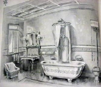 some of the most ostentatious and garish high victorian bathrooms