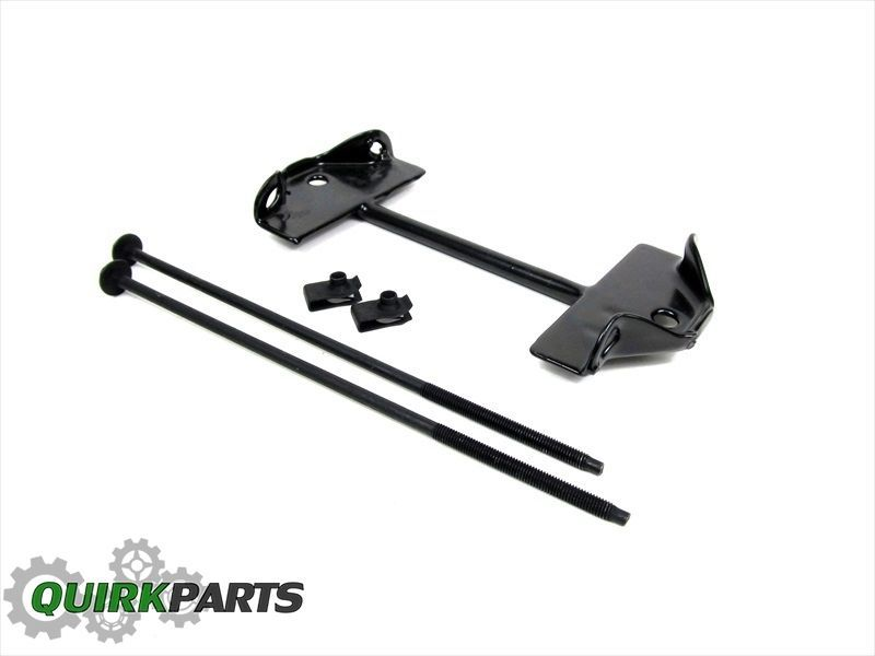 97 02 dodge ram 1500 2500 3500 battery strap hold down bracket kit 97 02 dodge ram 1500 2500 3500 battery strap hold down bracket kit oem new mopar sciox Image collections