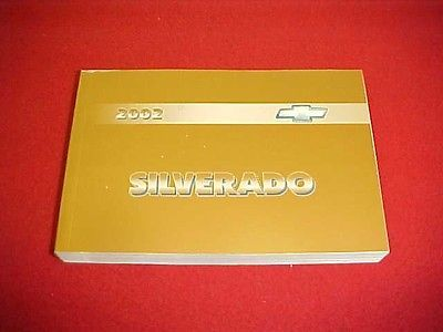 2002 chevrolet new silverado truck 1500 2500 3500 owners manual rh pinterest com 2004 silverado owners manual 2004 silverado owners manual online