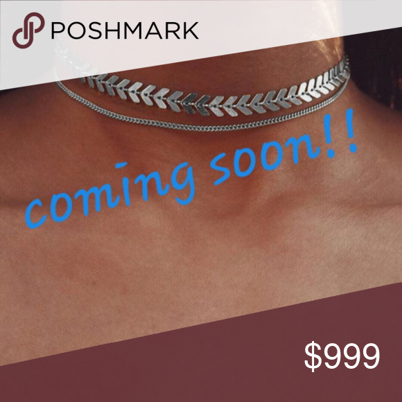 Double Arrow Choker Necklace Silver Silver Necklace Outfit Modern Diamond Jewelry Rare Editions Girls Dresses