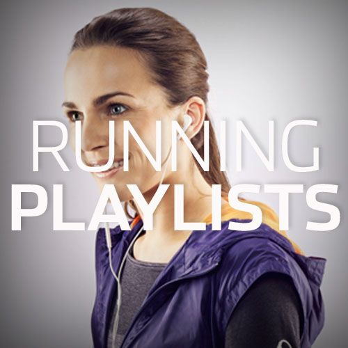 Running playlists: keep yourself motivated with a rocking playlist!