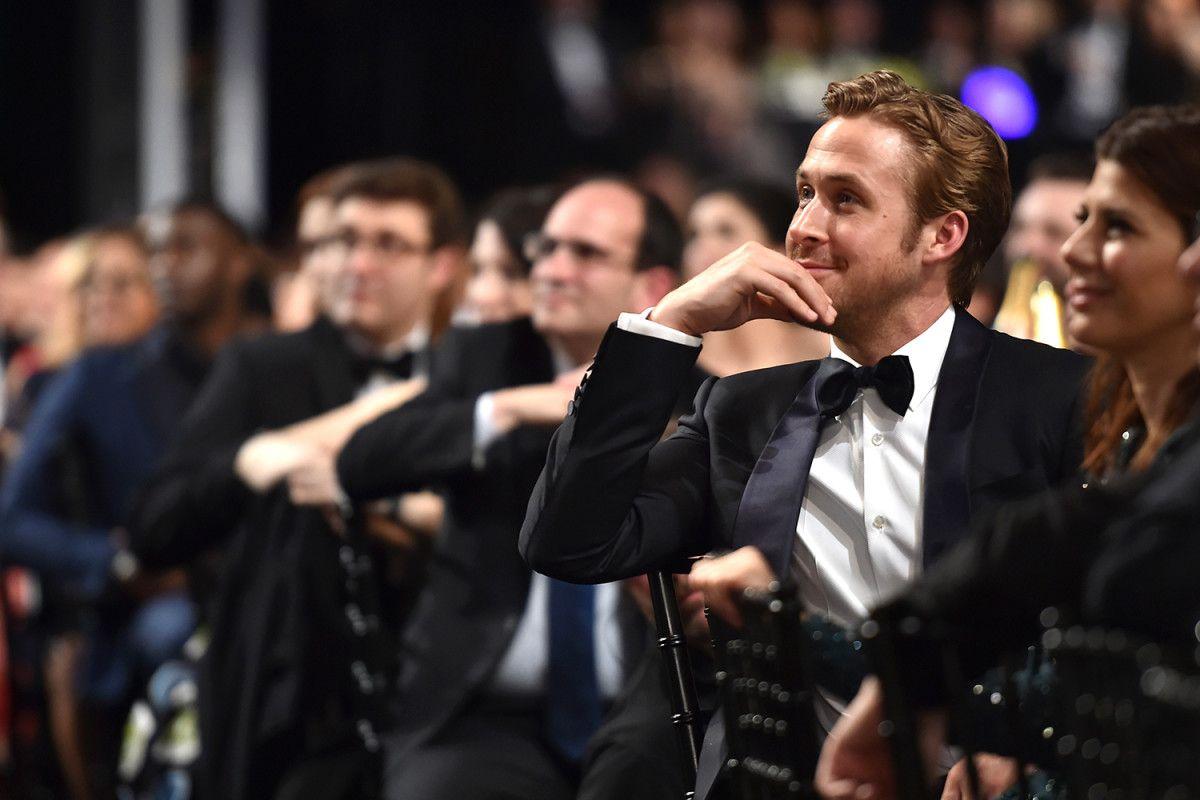Ryan Gosling   SAG Awards 2016
