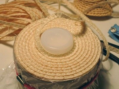 Chap5MAKING YOUR OWN STRAW HAT