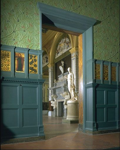 The Morris Room, Victorian & Albert Museum