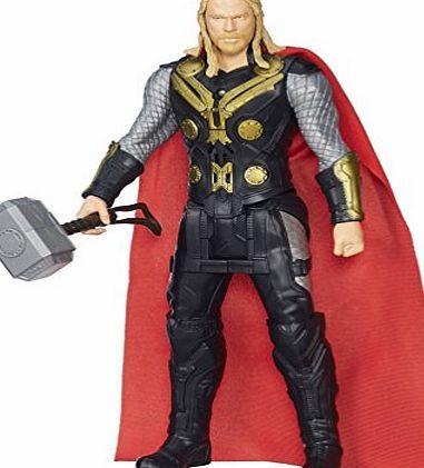 Marvel Avengers Age of Ultron Titan Hero Tech Thor Figure Marvel The Avengers Age Of Ultron Titan Hero Tech Thor 12 Inch Action Figure (Barcode EAN = 0630509281152). http://www.comparestoreprices.co.uk/december-2016-week-1-b/marvel-avengers-age-of-ultron-titan-hero-tech-thor-figure.asp