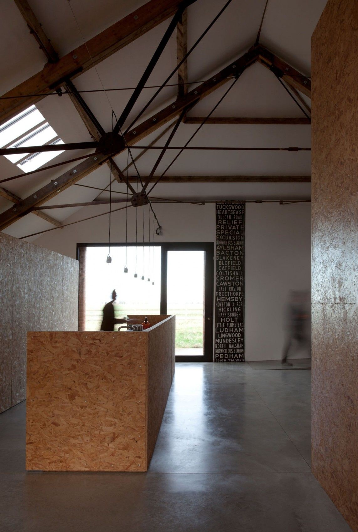 Kitchen ochre barn by carl turner architects home inspiration scandinavian interior designscandinavian