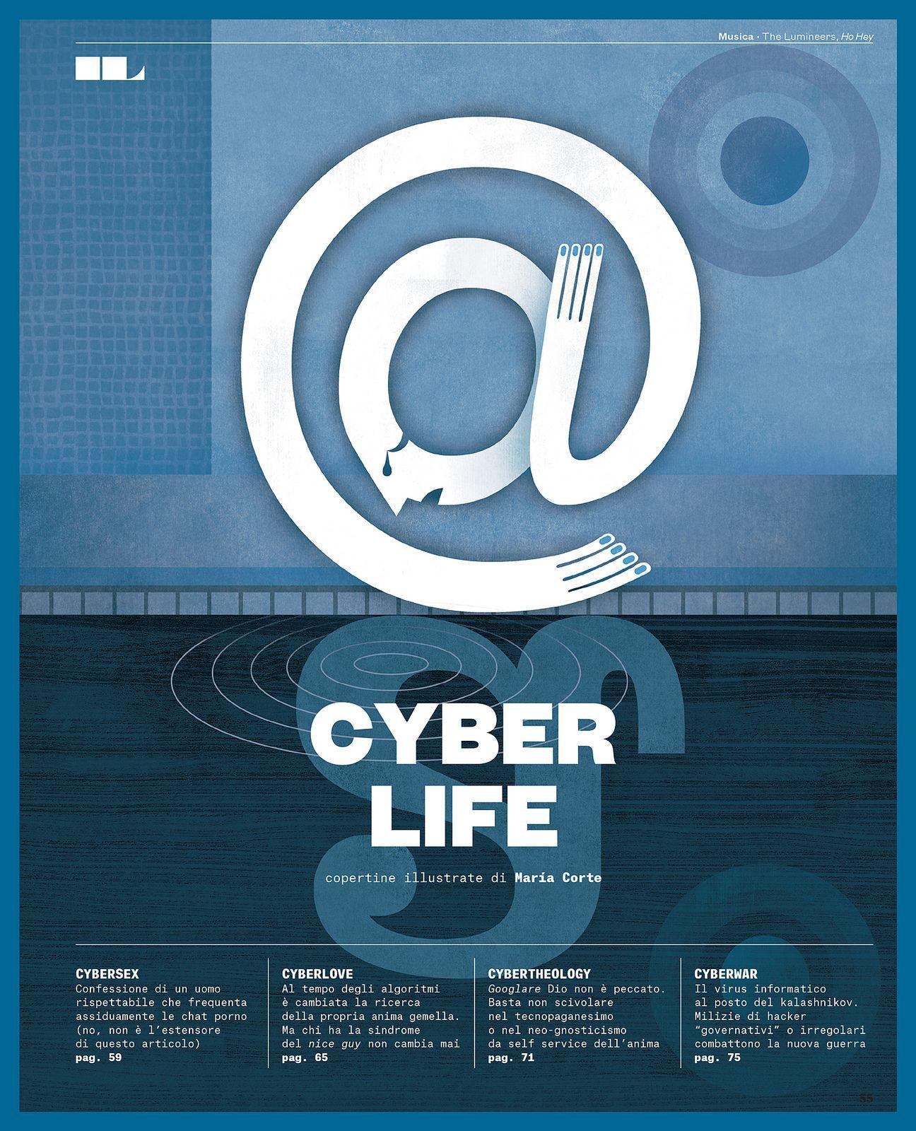 Cyber Life | 相片擁有者 Francesco Franchi