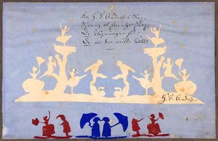 Andersen's paper cuts