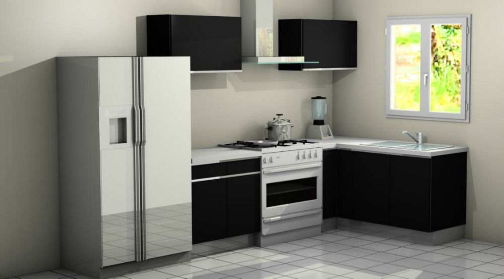 cocina integral en escuadra cocinas cocinas cocinas