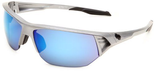 Spy Optic Alpha 672061556121 Wrap Sunglasses Metallic