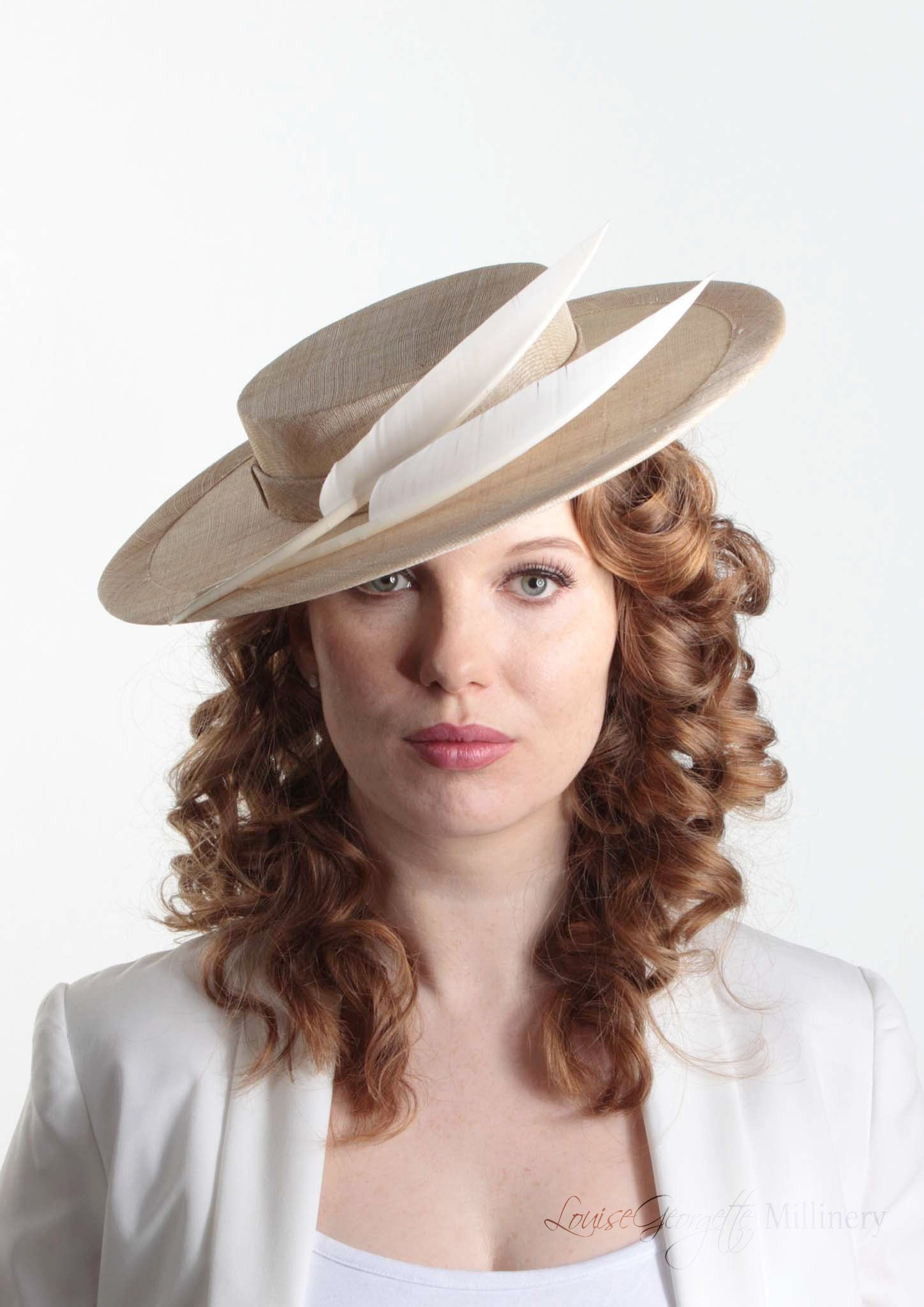 f1ed24a843a98 Harper in 2019 | Hats | Boater hat, Hats, Special occasion outfits