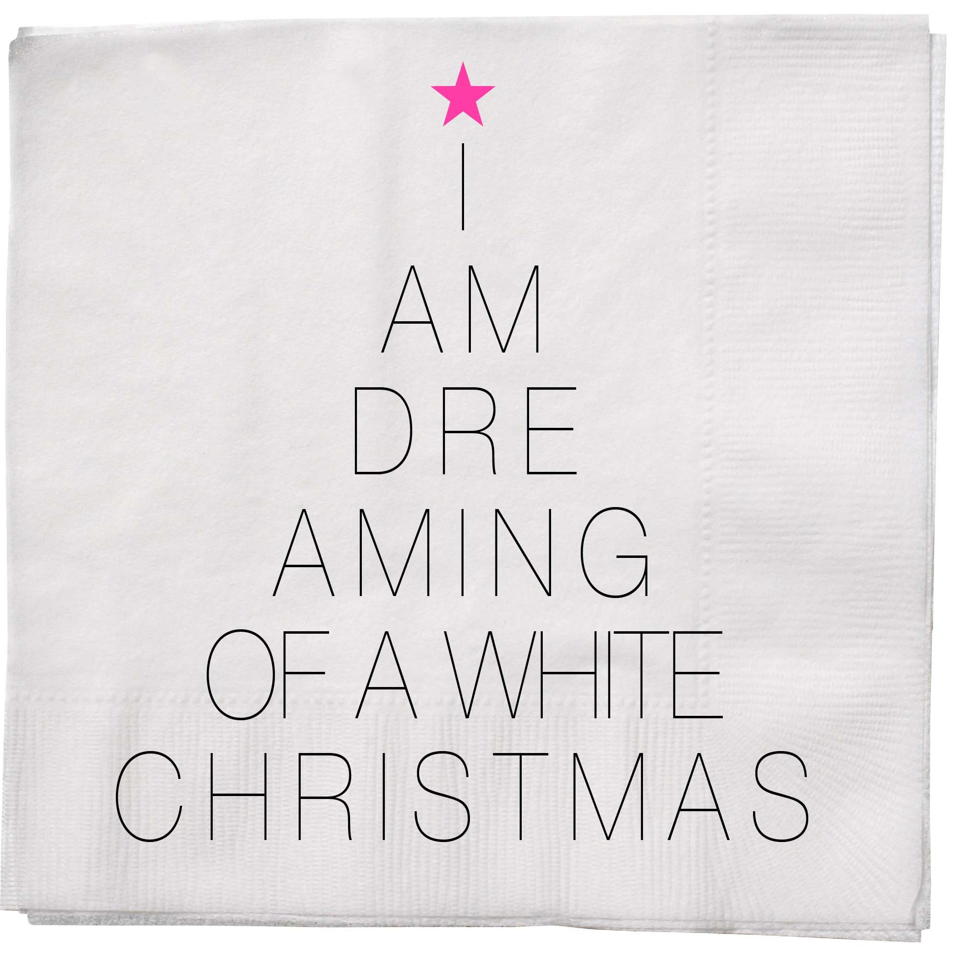 Bloomingville christmas paper napkins | c h r i s t m a s ...