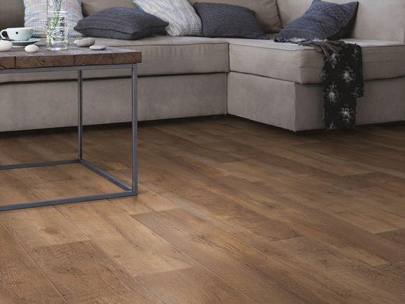 Nein Kein Holz Es Ist Vinylboden Aus Einzelnen Planken Aber - Vinylbelag klicksystem
