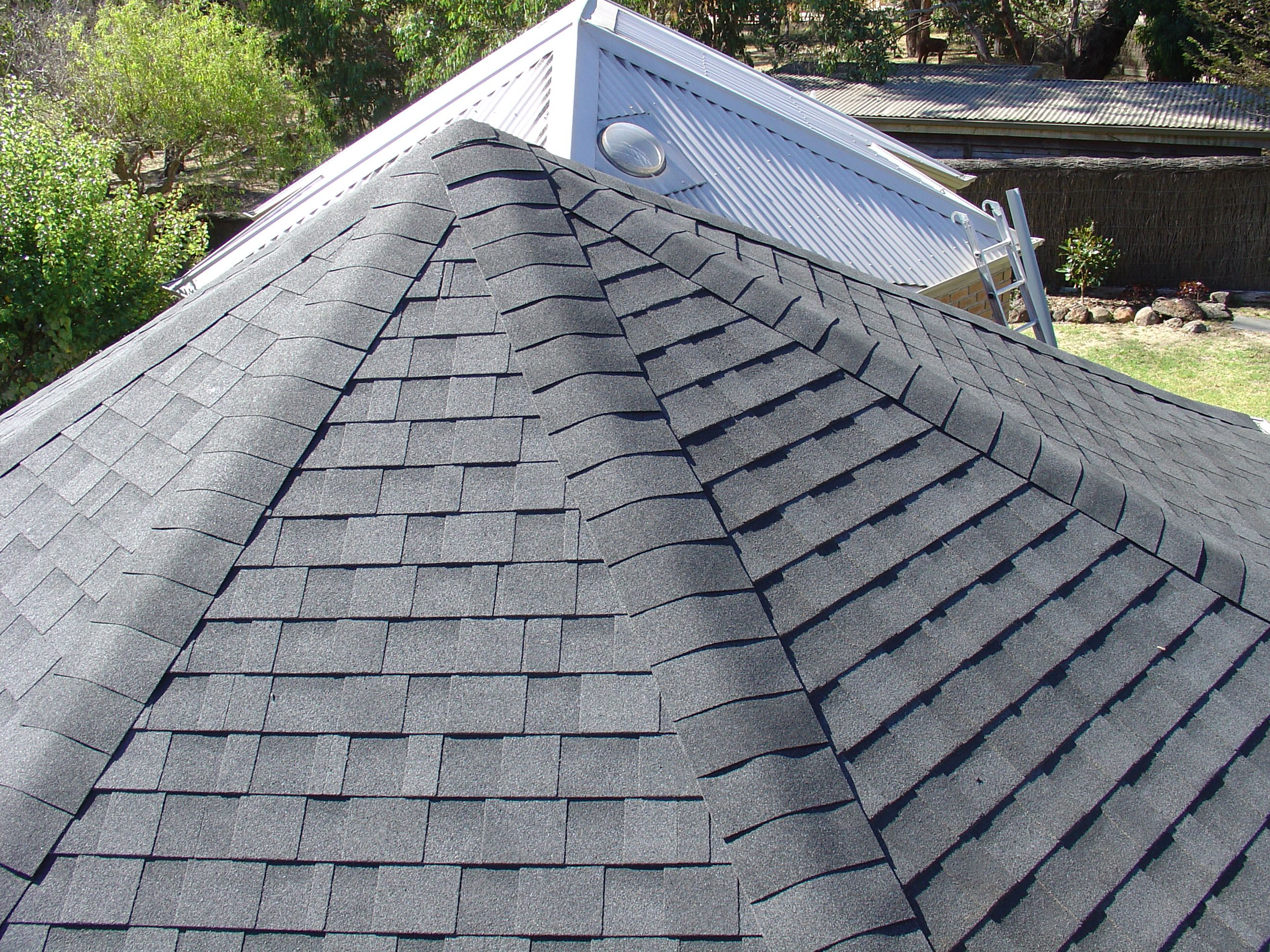 Marvelous Asphalt Roof Shingles Installation