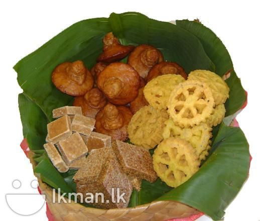 Sri lankan traditional sweets other food agriculture for Authentic sri lankan cuisine