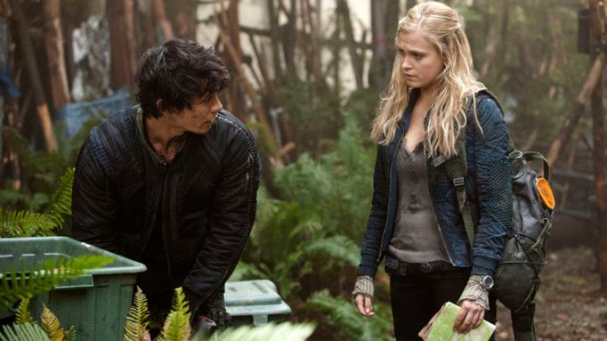 'The 100' 11 crazy emotional Bellarke moments is part of The 100 season 1, Bellarke, Clarke the 100, The 100, Lexa the 100, Eliza taylor - If you're a fan of The 100, then there's a good chance you ship Bellamy and Clarke (aka Bellarke) hard  With that, let's talk about some of their most emotional moments to date