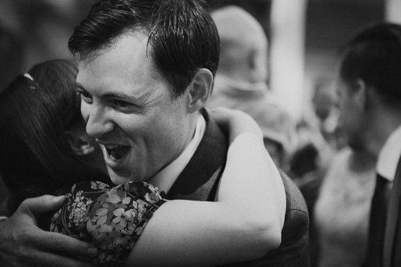 Happy groom at a ceremony in Ammende Villa, Pärnu - sokkphoto.com | Wedding photographer in Tartu, Estonia | Pulmafotograaf | Böllopsfotograf | Häävalokuvaaja