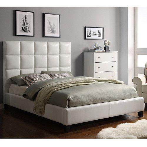 back bed - Buscar con Google | new ideas | Pinterest | Cuero, Camas ...