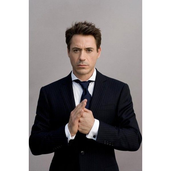 Robert Downey Jr. Doesn't Care About Winning Oscars, Turns Attention... ❤ liked on Polyvore