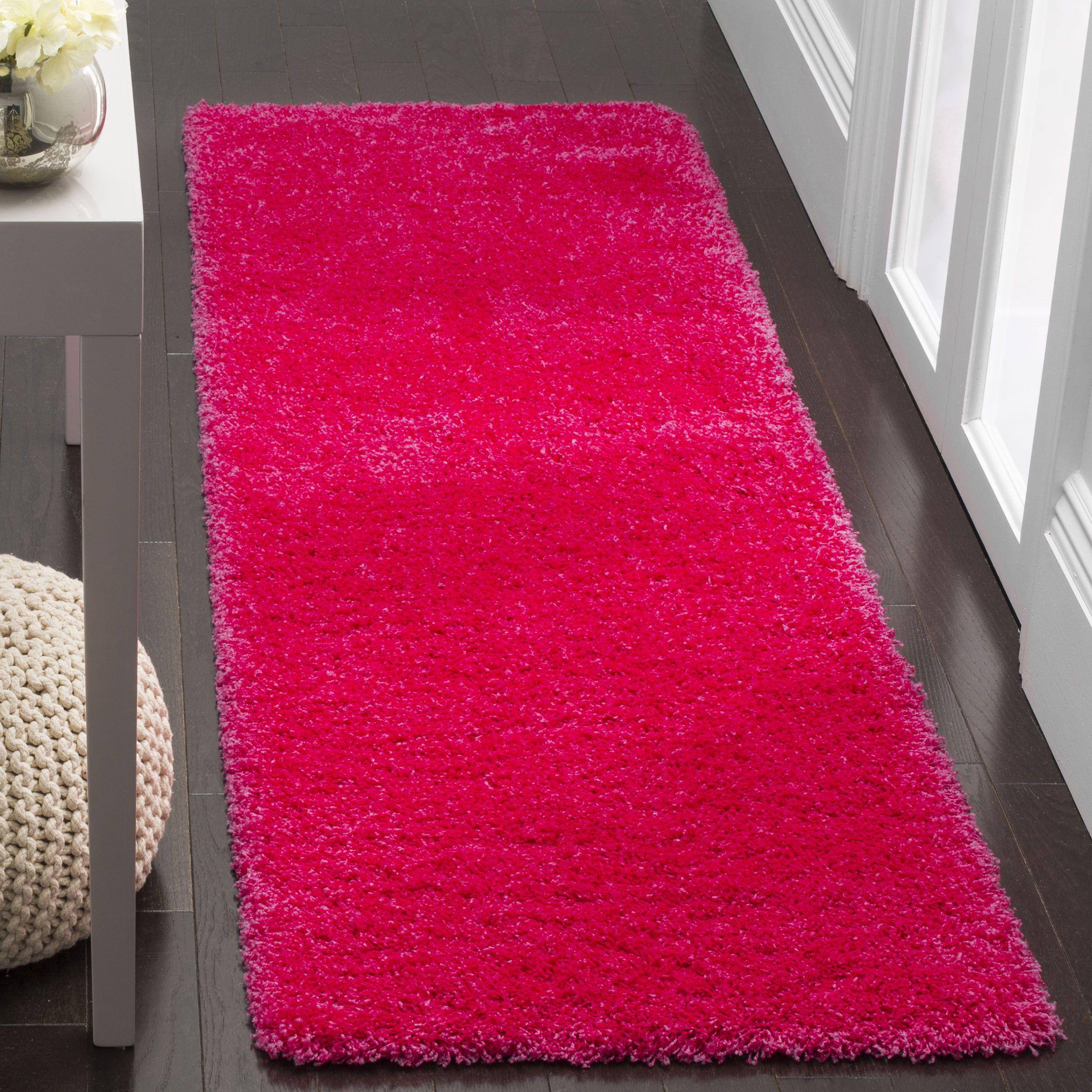 For The Unicorn Room Unicorn Hotpink Arearugs Bright Interiordesign Homedecor Pink Area Rug Shag Area Rug Area Rugs