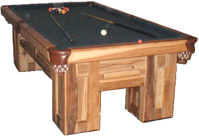 how to build a pool table rustic style do it yourself diy pool rh pinterest com how to build a pool table free plans how to build a pool table light fixture