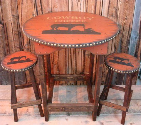 High Quality There Is Nothing Better Than Genuine Cowboy Coffee. Via Cowboy Brand  Furniture