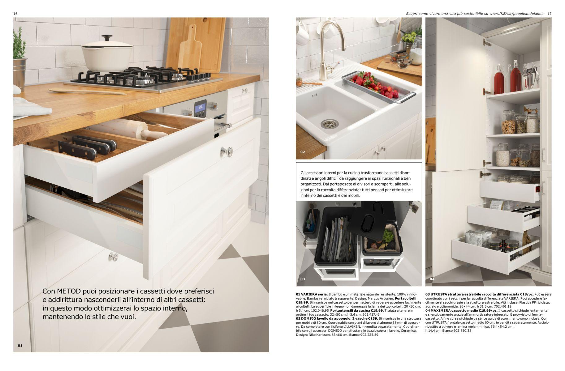 Brochure Cucine 2017 Cucina Cucine Brochure E Spazio