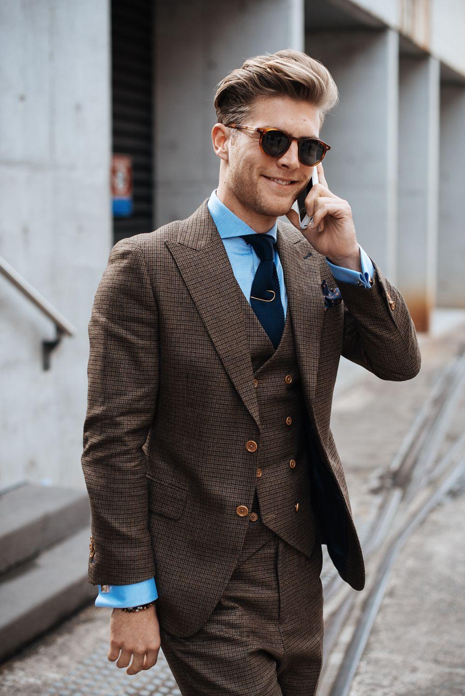 Pin By David Wilson On Suits Manner Mode Herren Mode Herren Outfit