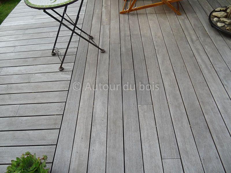 Terrasse bois Angers - Menuisier Terrasse sol - Artisan construction