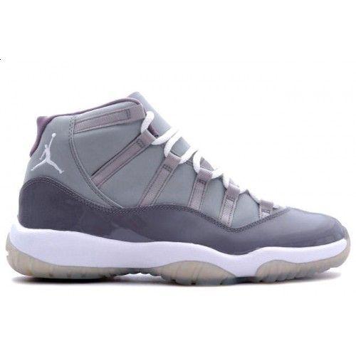 size 40 13638 d8a23 378037-001 Air Jordan Retro 11 (XI) Cool Grey Medium Grey White Cool