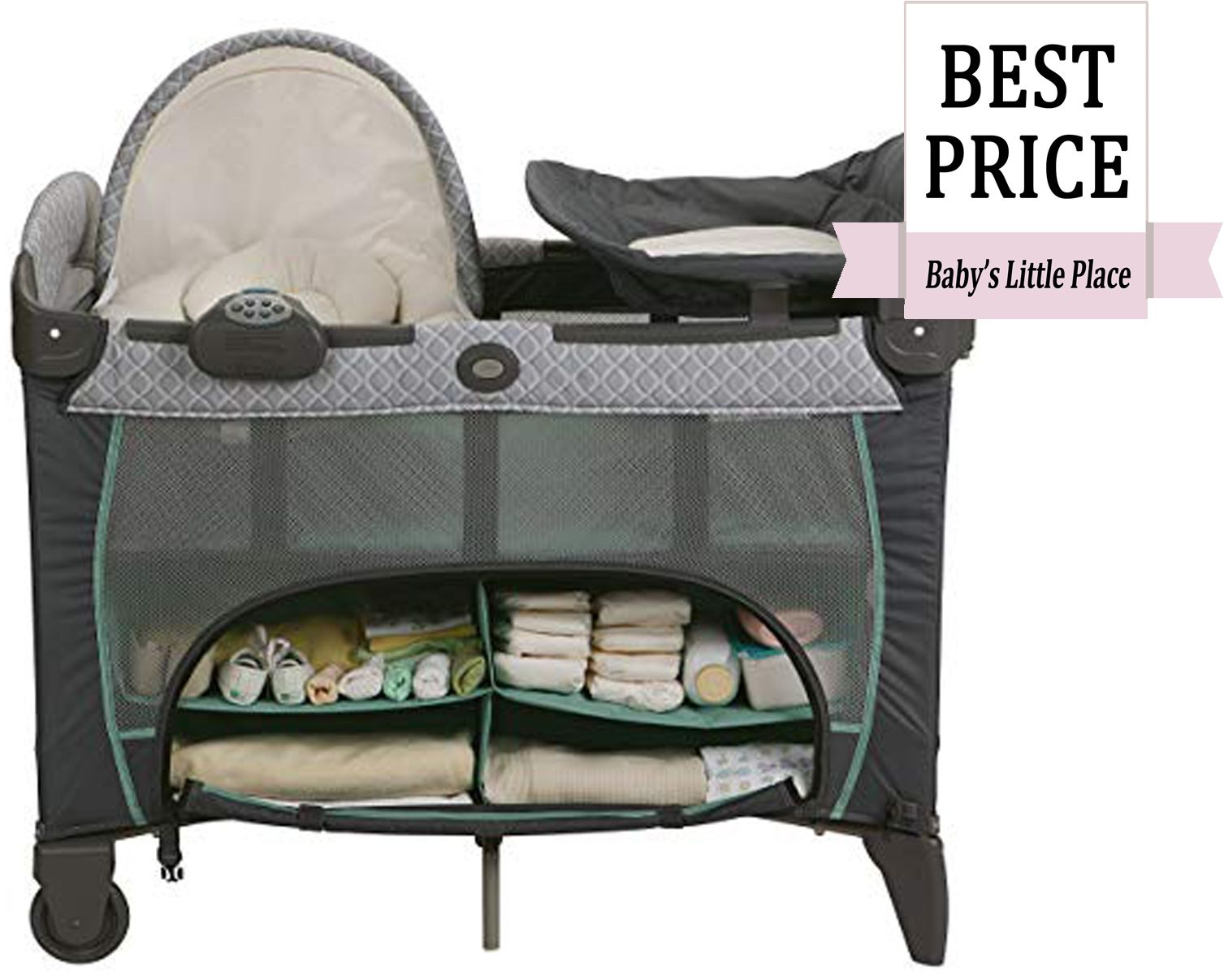 Best Graco Pack 'n Play with The Best 5