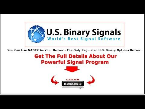 Us Binary Options Review Nadex Trading Signals How To Trade