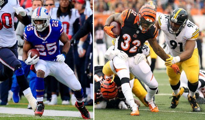 Power Pairings: Steelers DE Stephon Tuitt vs Bills RB LeSean McCoy