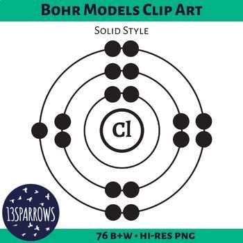 Bohr diagram ci wiring library bohr models clip art solid style clip art periodic table and teacher rh pinterest com bohr diagram pictures bohr diagram iron ccuart Images