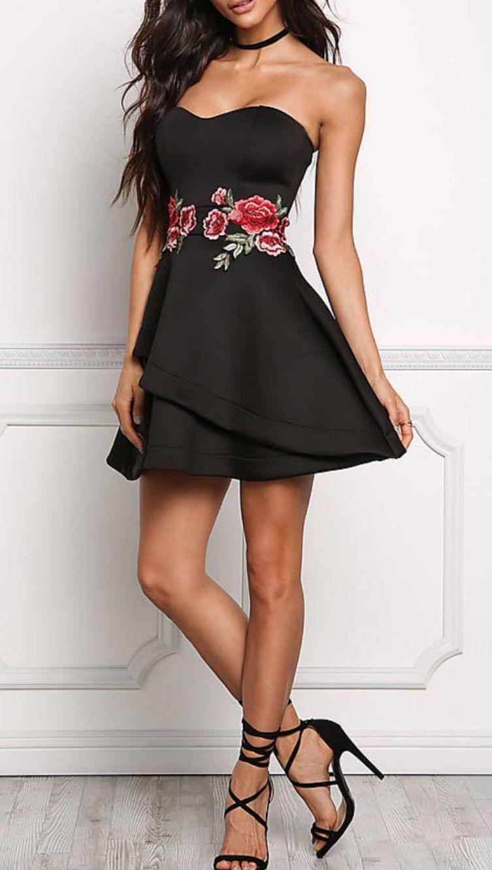 Pin By Azbro On Dream Dress Cute Dresses Mini Dress Party Fashion [ 1332 x 753 Pixel ]