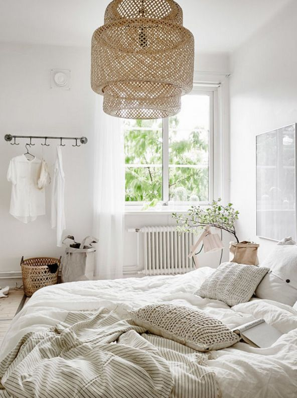 12 Calm And Airy Bedroom Ideas
