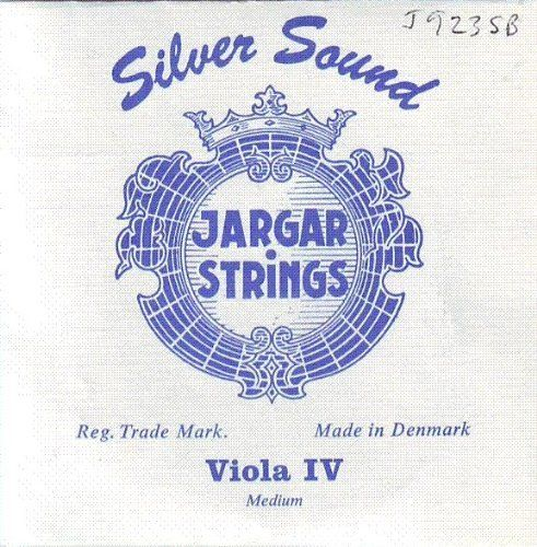 Jargar Viola Strings - C, 15-16 1/2, Silver/Steel, Medium, Ball by Jargar. $12.92. The Jargar Violin strings are chromesteel wound on steel, and come in three gauges; Dolce, Medium, and Forte. After installing Jargar strings it is recommended to not immediately tune up to pitch, instead you should bring them up slowly over a few hours.