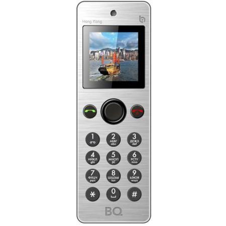 BQ-Mobile BQ Hong Kong 1565 Серебристый  — 1990 руб. —