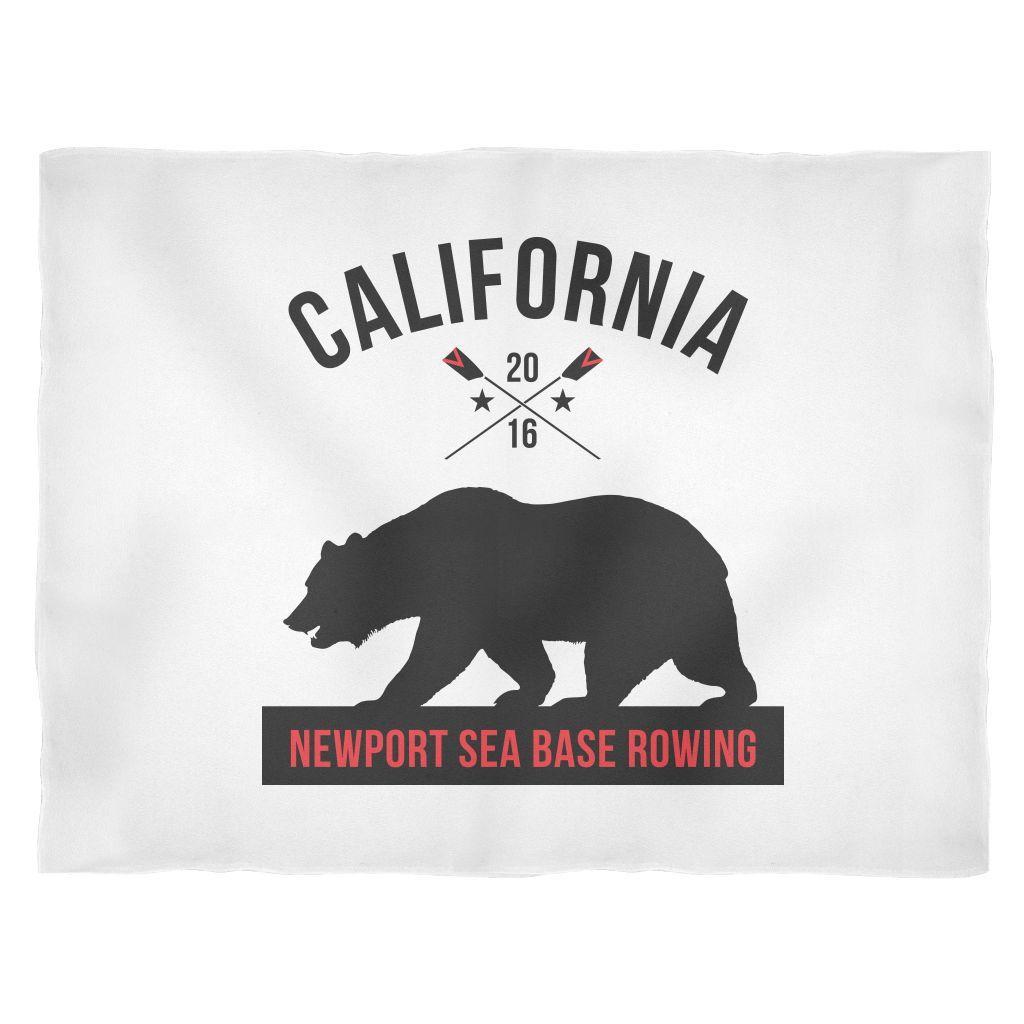 NSBR Cali Bear Blanket